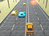 Crazy Traffic Car Racing Game